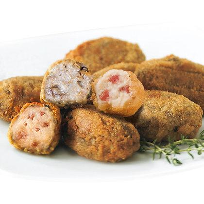 Croquetas de Jamón Ibérico y Trufa (Gourmet) (1 kg)