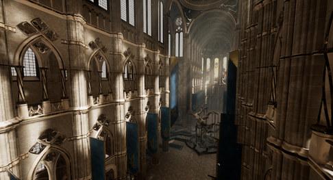 The Citadel Render - Ash Kuehn
