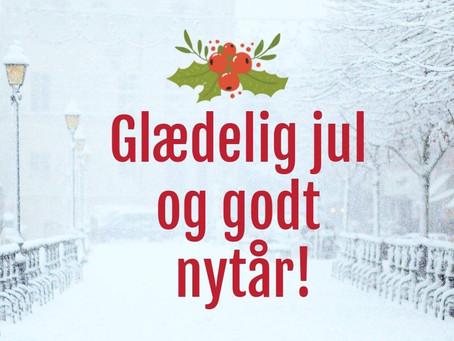 Glædelig jul 2019
