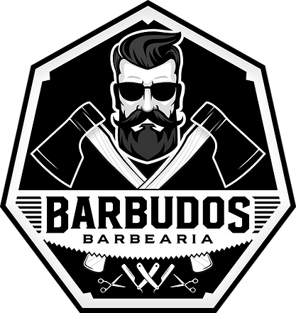 Logotipo Babudos Barbearia