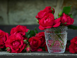 Make Your Own Full Moon Rose Water