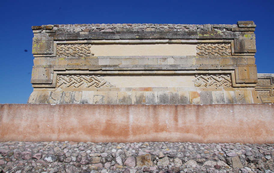 Mitla, Columns Group