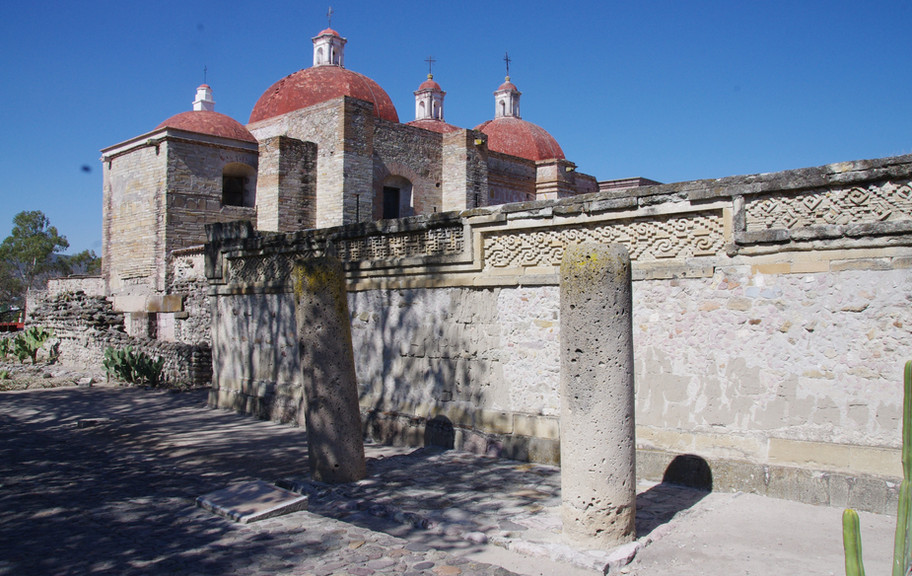 Mitla, Church Group