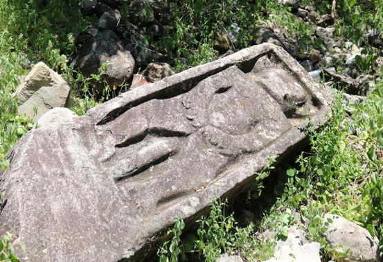 Huehuepiaxtla, god of night stela