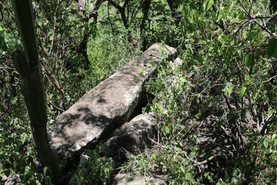 Huehuepiaxtla, the stone of sacrifice