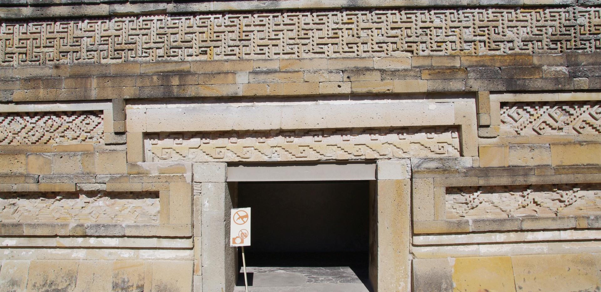 Mitla, Columns Group