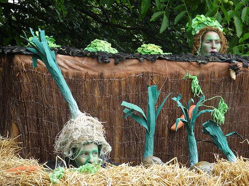 Opéra 2 légumes