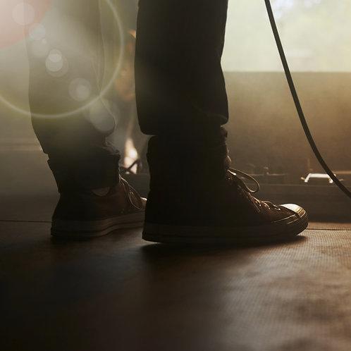 Aller sur scène