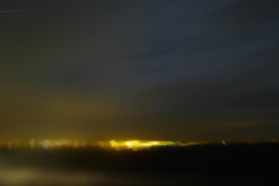 Photo de aLb, lumière de la ville la nuit