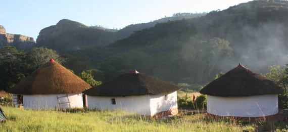 KwaReid Homestead in South Africa