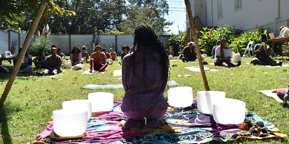 Vibrational Sound Meditation