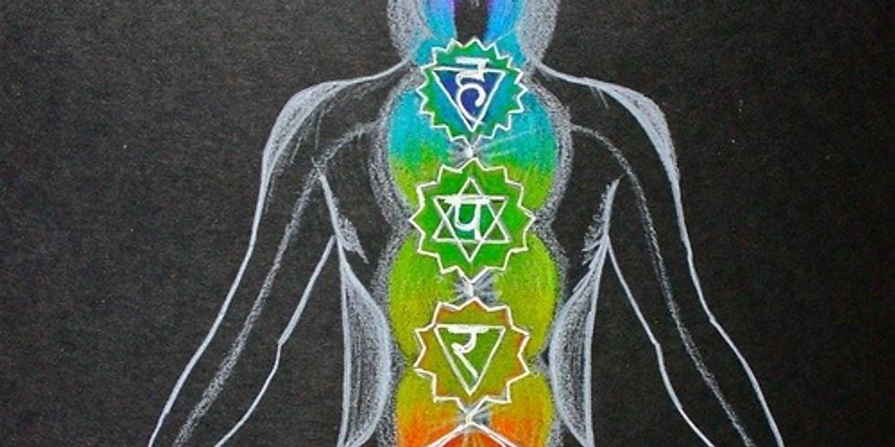 Vibrational Sound Meditation : The Sacral Chakra