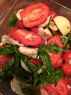 Beginnings of Tomato Soup