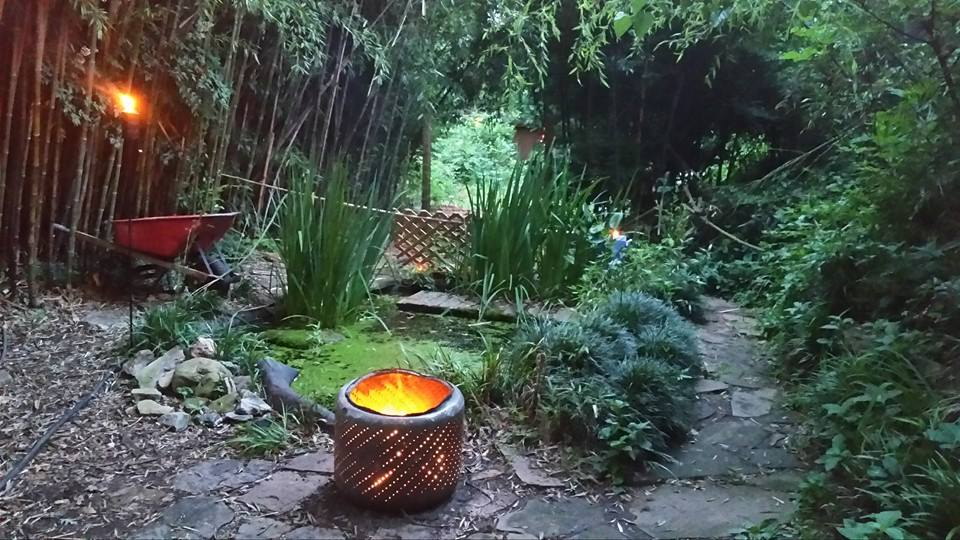 Sweat Lodge Fire Pit