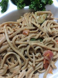 Udon and Veggies