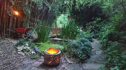 Sweat Lodge Fire Pit