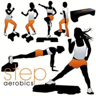 Step, Stretch, & More