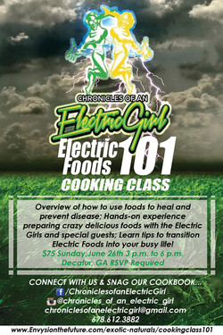 Electric Cooking Class 06.26.16