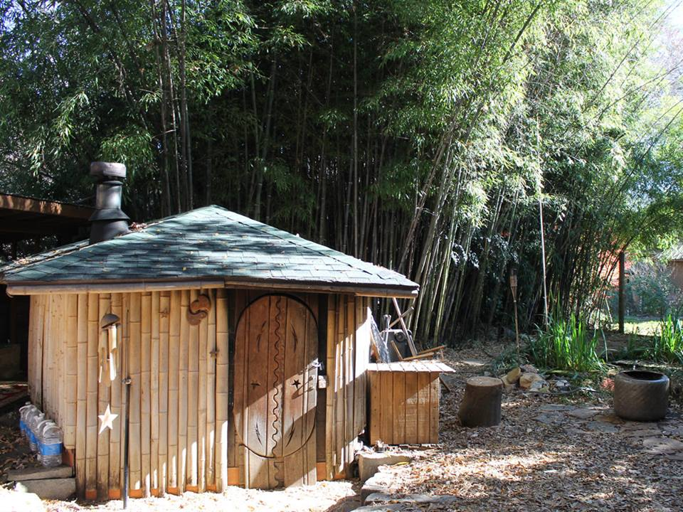 Sweat Lodge Sauna