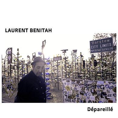 Cover Laurent Benitah1440x1440 Depareill