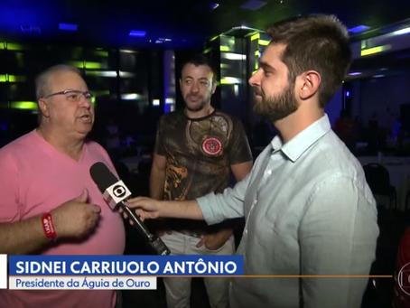 Escolas de samba de SP se reúnem para lançar revista do carnaval
