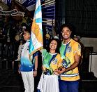 Samba Show | Mestre Sala e Porta Bandeira