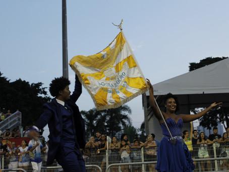 Águia de Ouro prepara esquenta para o Carnaval
