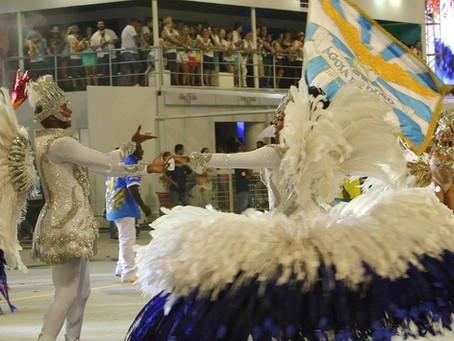 Águia de Ouro vence o carnaval de São Paulo pelo Grupo de Acesso
