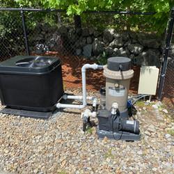 Pool Heater - Pool Pump - Sub Panel Timer