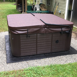 Hot Tub Wired Newton NH