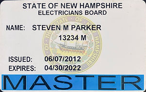 NH Master Electrian License.jpeg