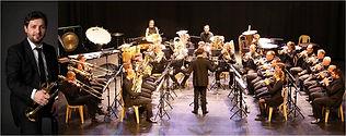 Jérome Pouré et le Brass Band du Hainaut