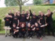L'équipe bénévole 2016