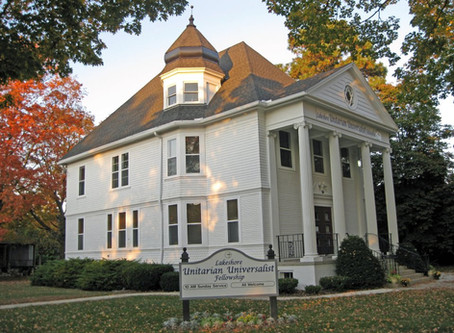 Lakeshore Unitarian Universalist Fellowship History