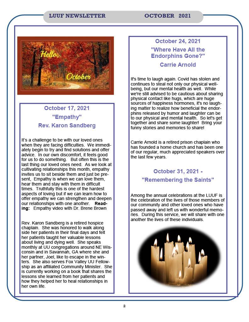 LUUF Newsletter -10 - Oct 202110241024_2.jpg
