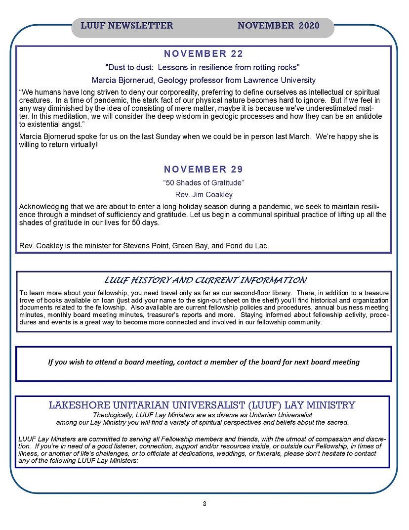LUUF Newsletter - 11 - Nov  20201024_2.j