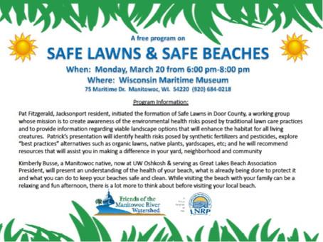Safe Lawns & Safe Beaches