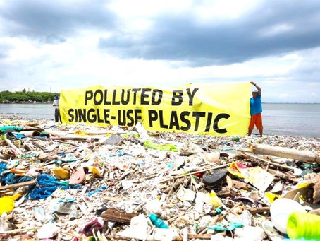 Plastic's a Global Pandemic