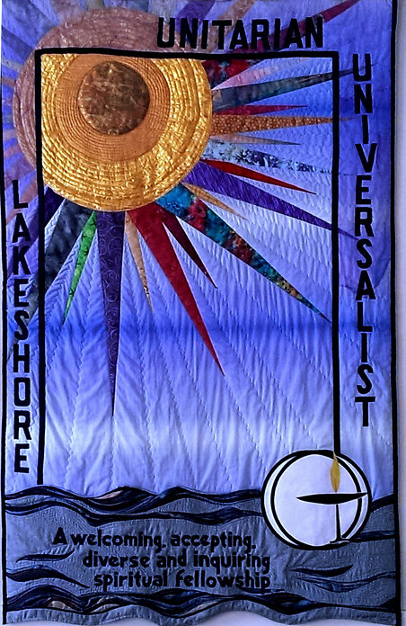 Lakeshore UU Banner