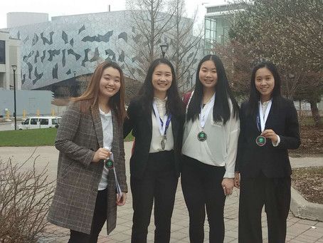 Toronto Teens Develop Social Networking App for Seniors – i.Invest Competitions