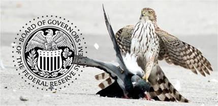 Hawkish Federal Reserve Open Market Committee (FOMC)