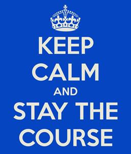 ***Stay the Course***The Trend is Intact***