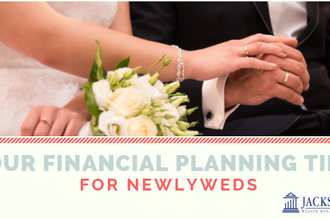 Four Financial Planning Tips for Newlyweds