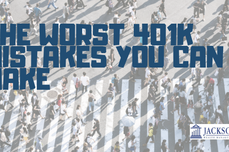 The Worst 401k Mistakes You Can Make