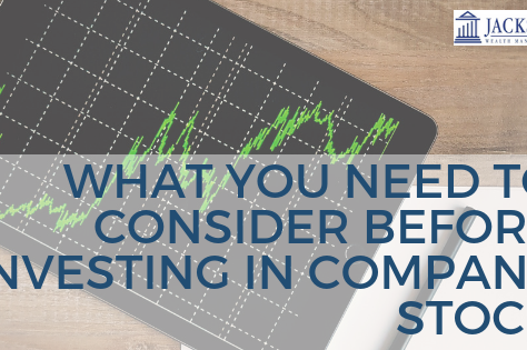 What You Need to Consider before Investing in Company Stock