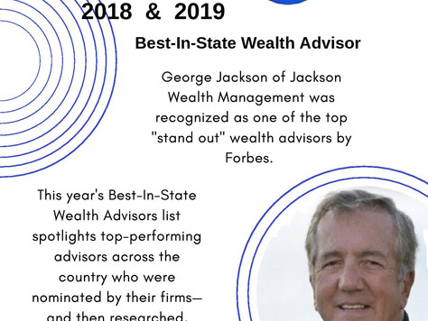 *2018 & 2019 Forbes Best In-State*