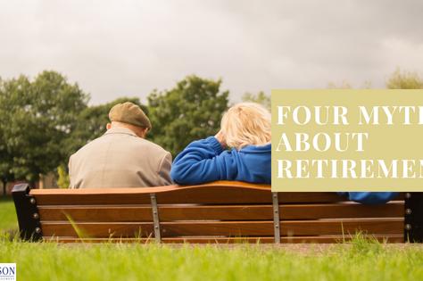 Four Myths About Retirement