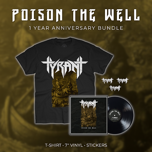 Poison the Well Anniversary Bundle #1
