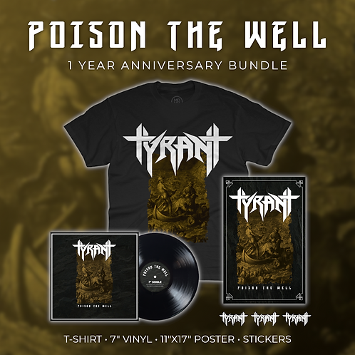 Poison the Well Anniversary Bundle #2
