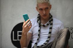 alex - british model